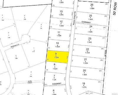 Mongaup Valley Residential Lots & Land For Sale: 56 Roslyn Ridge Road