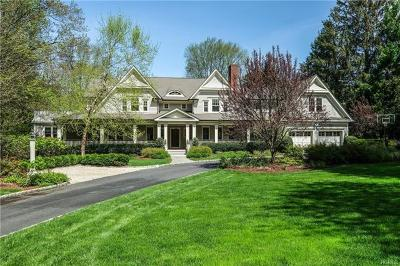 Armonk Single Family Home For Sale: 6 Hadley Road