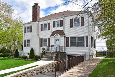 Yonkers Single Family Home For Sale: 93 Gramatan Drive