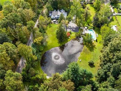 Chappaqua Single Family Home For Sale: 329 Roaring Brook Road