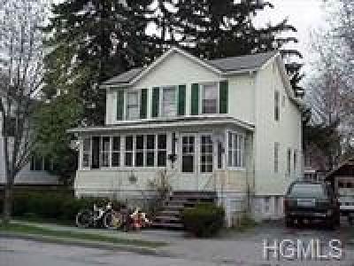 Port Jervis Single Family Home For Sale: 154 Ball Street