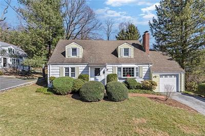 Tarrytown Single Family Home For Sale: 91 Crest Drive