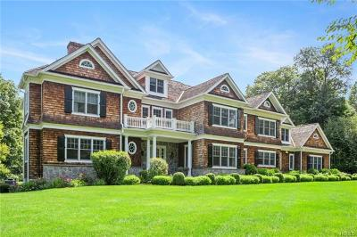 Mount Kisco Single Family Home For Sale: 15 Hammond Ridge Road