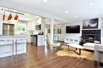 Dobbs Ferry Single Family Home For Sale: 13 Irvington Street