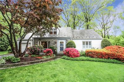 New Rochelle Single Family Home For Sale: 59 London Terrace