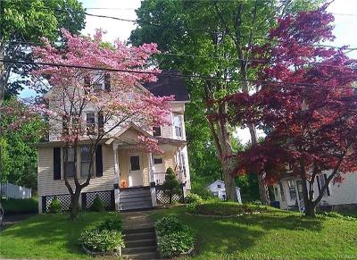 Connecticut Multi Family 2-4 For Sale: 9 Andrews Street