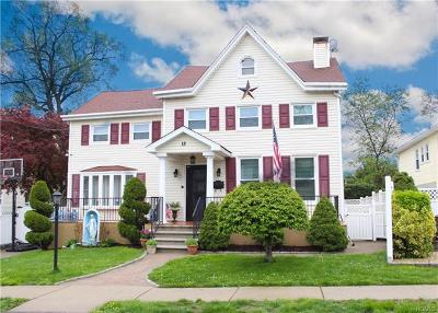 Yonkers Single Family Home For Sale: 18 Bainton Street