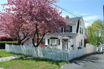 White Plains Single Family Home For Sale: 150 Grant Avenue