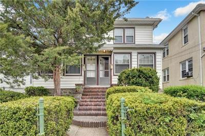 Mount Vernon Multi Family 2-4 For Sale: 61-63 Hartley Avenue