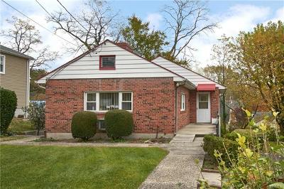 Rye Brook Single Family Home For Sale: 123 North Ridge Street