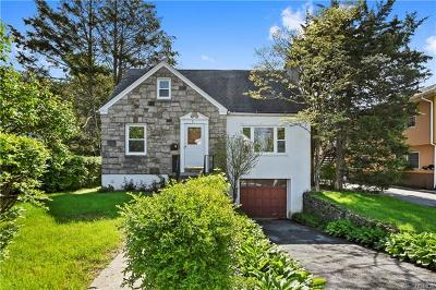 Mount Kisco Single Family Home For Sale: 7 Spring Street