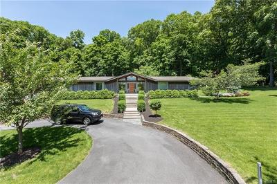 Croton-On-Hudson Single Family Home For Sale: 332 West Mount Airy Road
