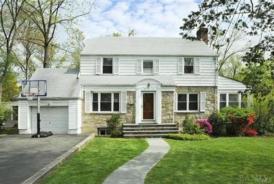 Scarsdale Single Family Home For Sale: 9 Longview Drive