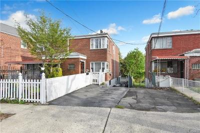 Bronx Single Family Home For Sale: 1916 Bussing Avenue