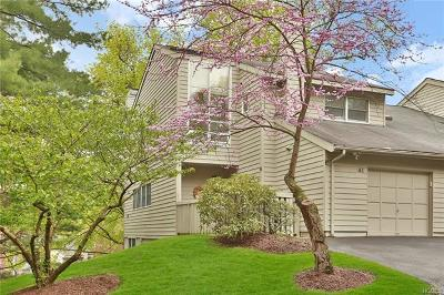 Ossining Single Family Home For Sale: 4 Brooke Club Drive #1