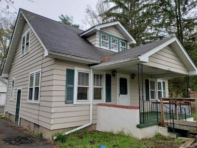 Single Family Home For Sale: 613 State Route 55