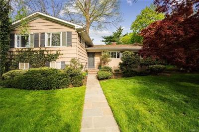 Mamaroneck Single Family Home For Sale: 905 Sylvan Lane