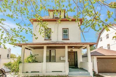 Eastchester Multi Family 2-4 For Sale: 217 Hillside Place