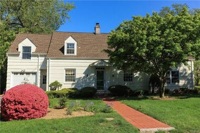 Mamaroneck Single Family Home For Sale: 640 Forest Avenue