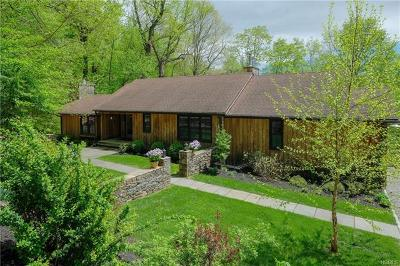 Armonk Single Family Home For Sale: 24 Half Mile Road