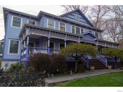 Sleepy Hollow Single Family Home For Sale: 90 Round A Bend Road
