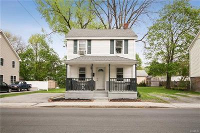 Beacon Single Family Home For Sale: 156 Verplanck Avenue