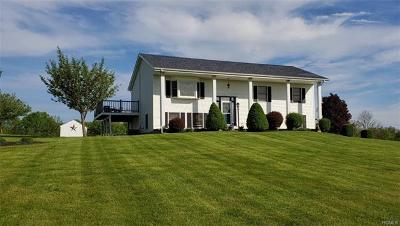 Middletown Single Family Home For Sale: 66 White Bridge Road