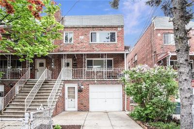 Bronx County Multi Family 2-4 For Sale: 2562 Bronxwood Avenue