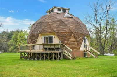 Single Family Home For Sale: 100 Guymard Turnpike