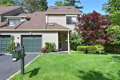 Dobbs Ferry Single Family Home For Sale: 16 Manor House Lane