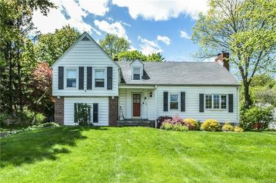 Westchester County Single Family Home For Sale: 2128 Saw Mill River Road