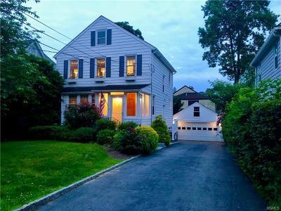 Larchmont Single Family Home For Sale: 61 Elm Avenue