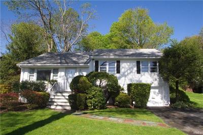 White Plains Single Family Home For Sale: 47 Albemarle Road