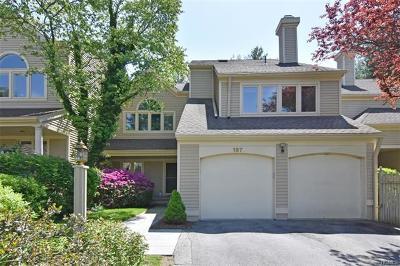 Scarsdale Condo/Townhouse For Sale: 187 Boulder Ridge Road