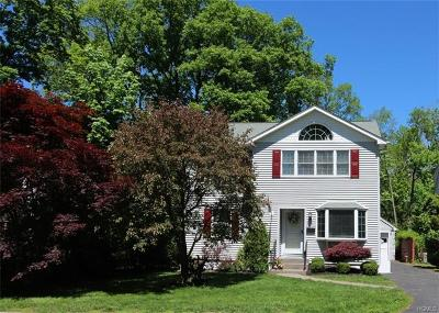 Suffern Single Family Home For Sale: 10 Interstate Street