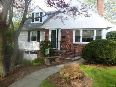 Port Chester Single Family Home For Sale: 1 Haines Boulevard