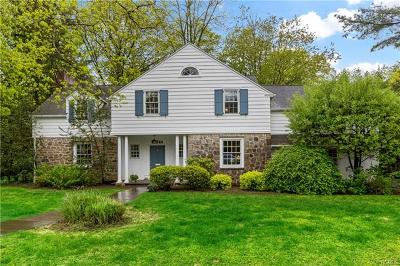 Scarsdale Single Family Home For Sale: 4 Forest Lane