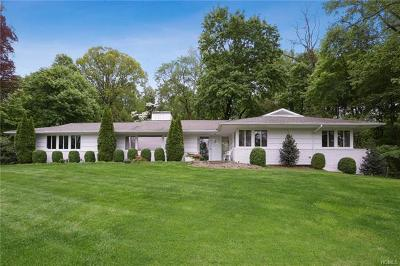 Briarcliff Manor Single Family Home For Sale: 62 River Road