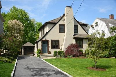 Pleasantville NY Single Family Home For Sale: $1,087,500