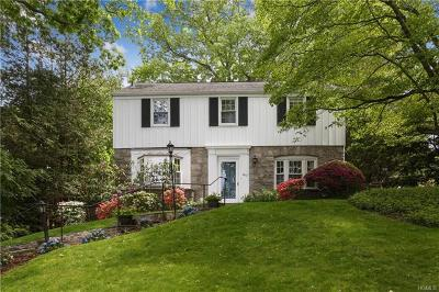 Hartsdale Single Family Home For Sale: 180 Caterson Terrace