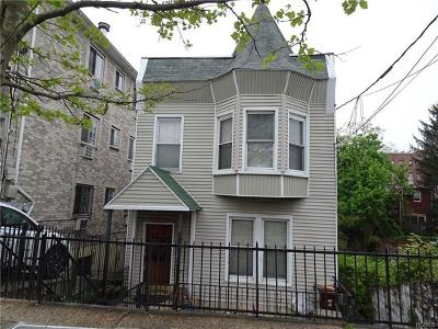 Bronx County Multi Family 2-4 For Sale: 631 Mead Street