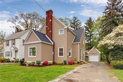 Pelham Single Family Home For Sale: 165 Sparks Avenue