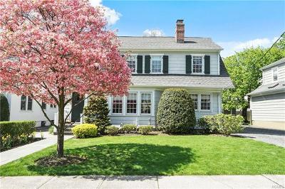 Pelham Single Family Home For Sale: 109 Reed Avenue