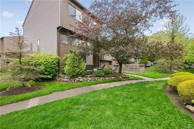 Nanuet Condo/Townhouse For Sale: 87 Timberline Drive