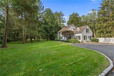Bedford Single Family Home For Sale: 576 Old Post Road