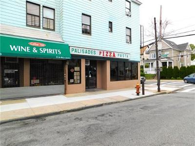 Commercial For Sale: 783 Palisade Avenue