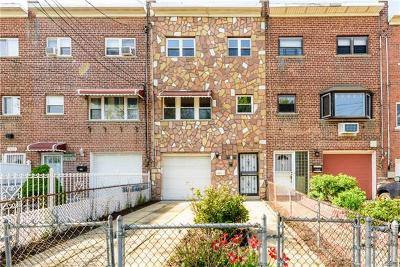 Bronx Single Family Home For Sale: 1813 Seward Avenue