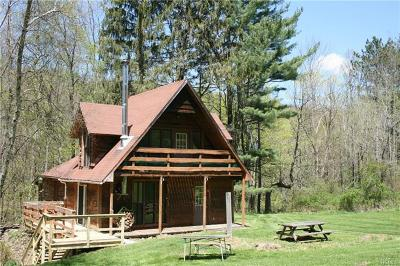 Roscoe Single Family Home For Sale: 157 Hornung Road