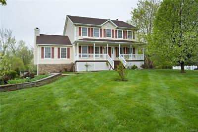 Lagrangeville Single Family Home For Sale: 59 Heritage Lane