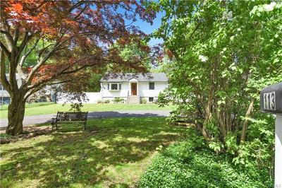 Nanuet Single Family Home For Sale: 113 South Pascack Road